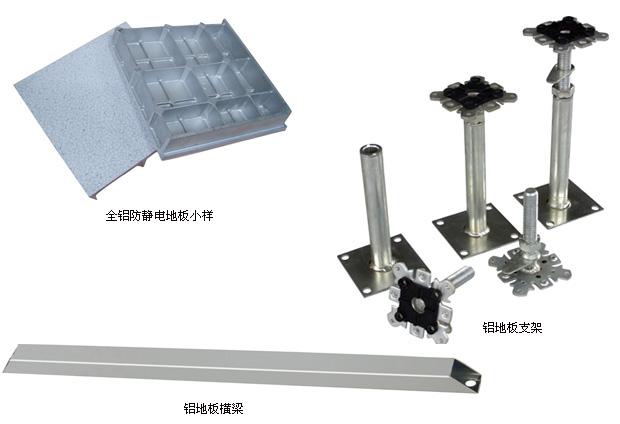 全铝防静电地板